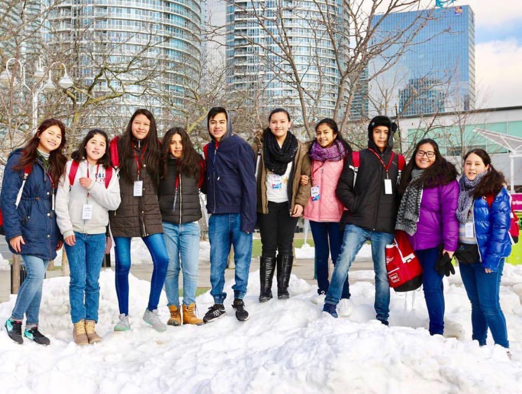 Winter Toronto 2018