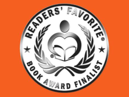 Readers' Favorite International Book Awards Finalist