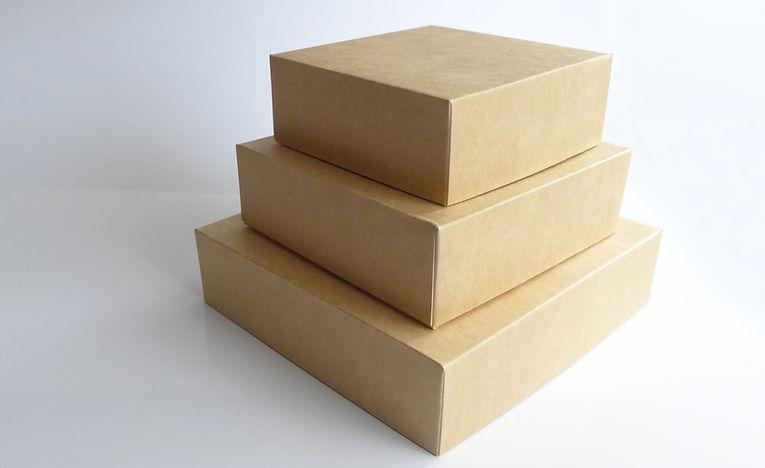 Pile de boîtes