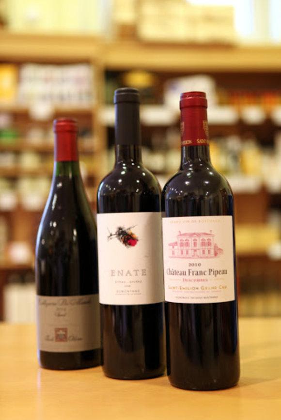 Weinverkostung nach Vereinbarung