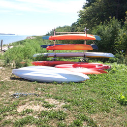 TRF Kayak Rack