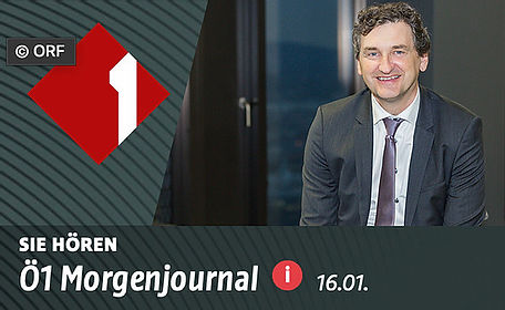 Ö1 MORGENJOURNAL INTERVIEW WITH MARTIN TIANI ABOUT ENTRANCE TESTING