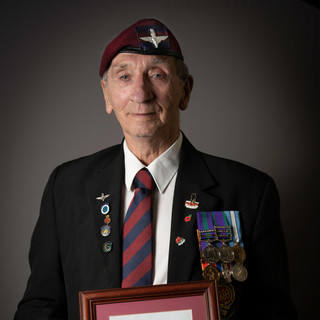 Veteran Portrait