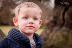 Individual child portrait