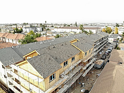 Inglewood Aprtement Complex Roofing Project