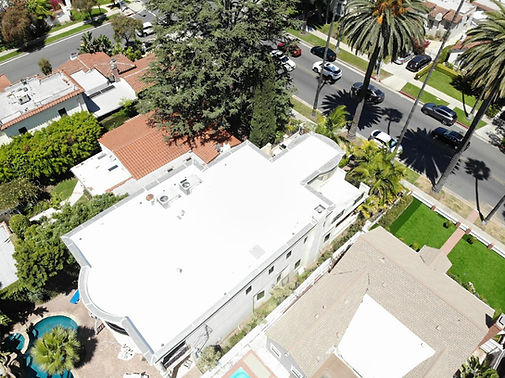 Commercial Roofing in Beverly Hills