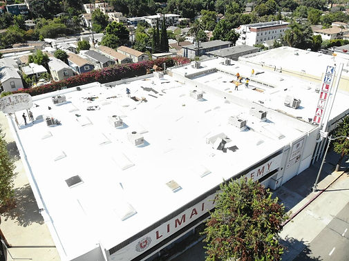 Roofing in North Hollywood