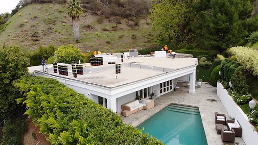 Home Roofing in Beverly Hills