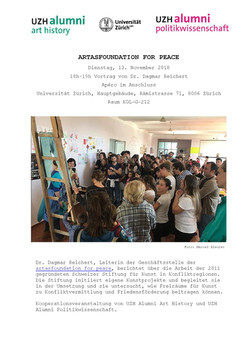 artasfoundation for peace