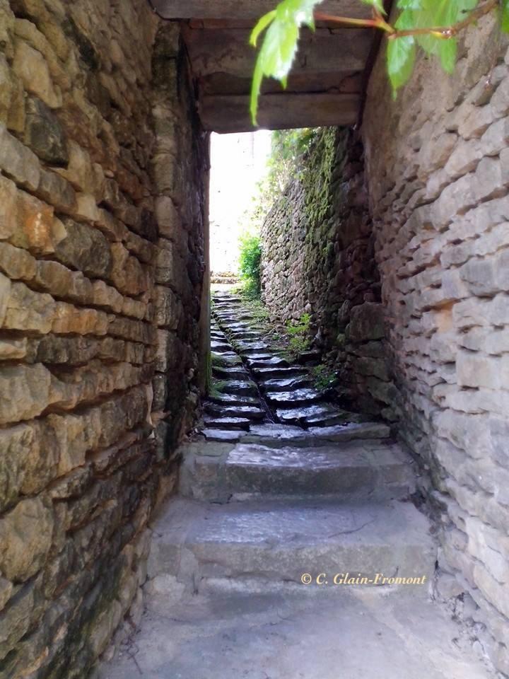Passage secret...