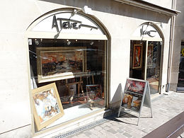 atelier de peinture à Antony