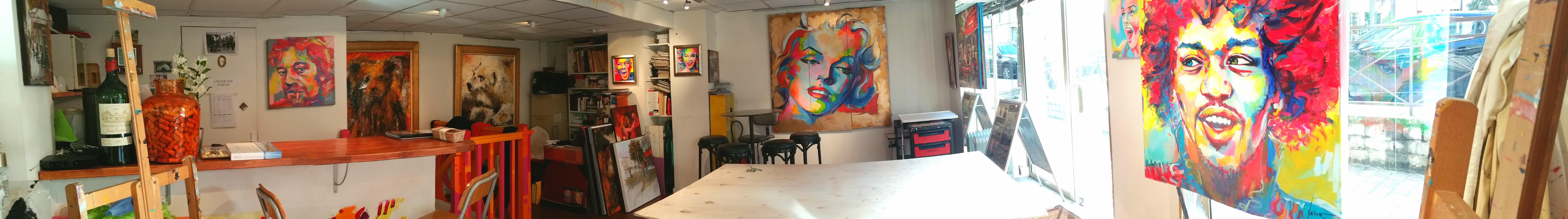 Galerie Antony premier Niveau
