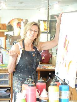 Atelier et galerie peinture Antony et noirmoutier
