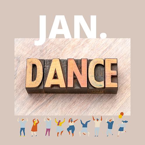 Januar Dance-Wave