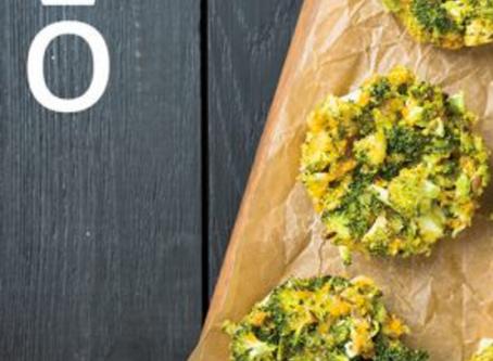 Broccoli, Turkey Bacon & Kale Muffins