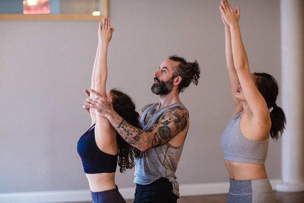 200hr Yoga Certified