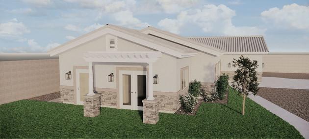 New Build Casita - Design A