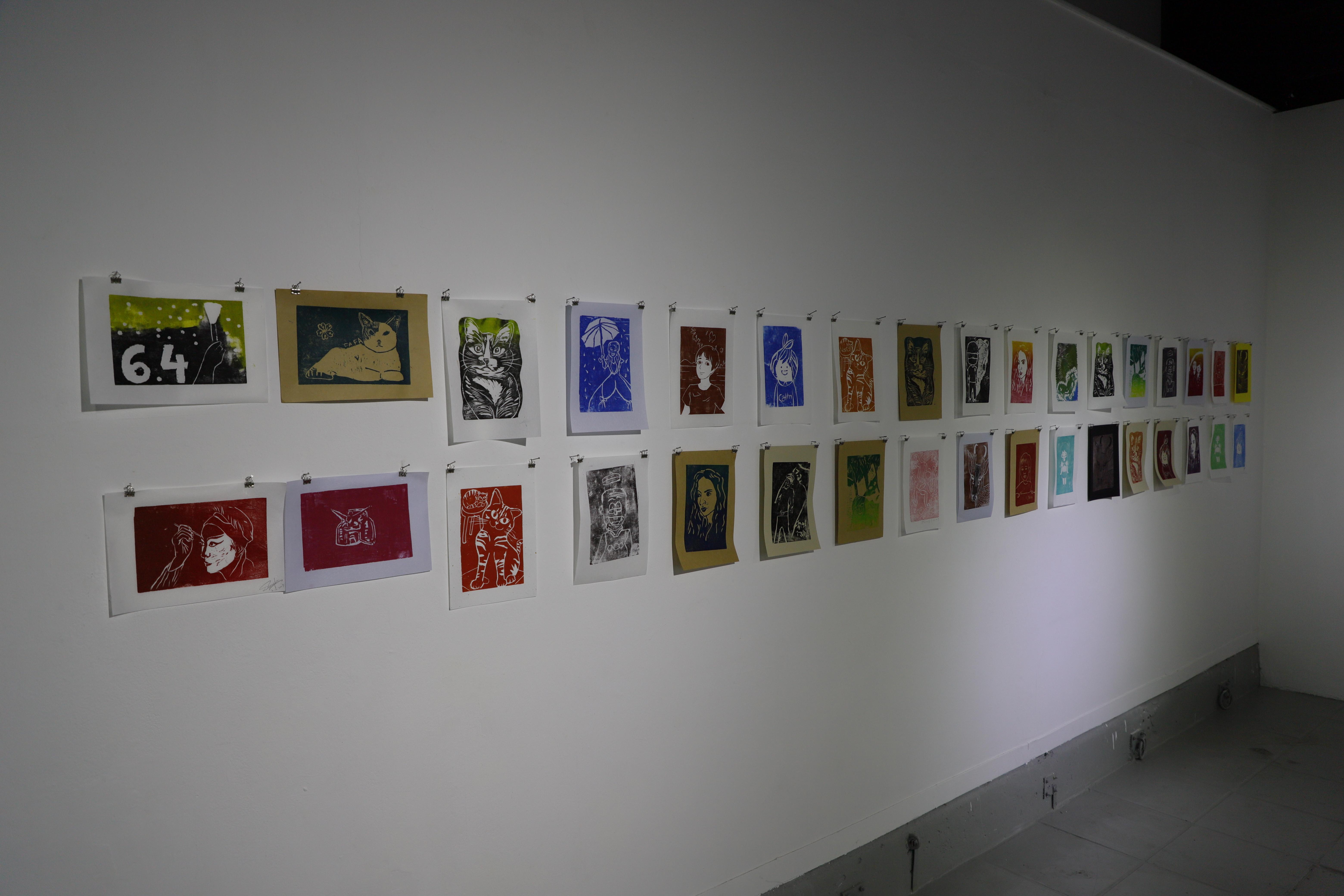 Print-Making Workshop