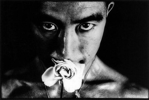 細江英公的《薔薇刑》