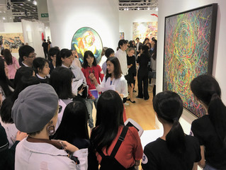 Talents Wanted - Art Basel's show in Hong Kong 2019