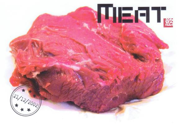 MEAT Dec 21, 2002 - Jan 10, 2003