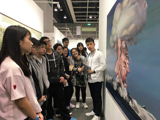 2019 Edition of Art Basel in Hong Kong School Tour