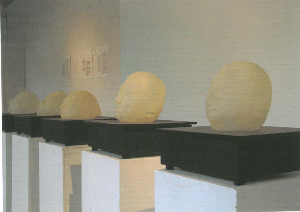 雕塑、復雕塑