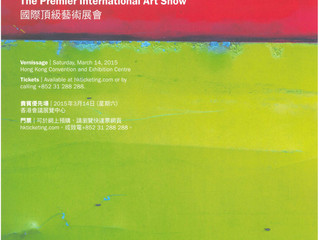 Art Basel Hong Kong 2015 School Tour Enrollment is now begin