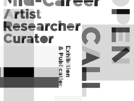 Open Call for Artists, Curators & Researchers Trio