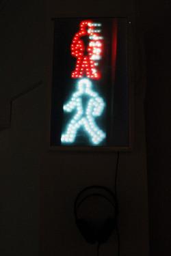 紅燈停綠燈行