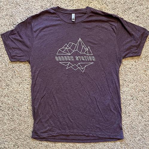 Coburn Station OG 1 Color T-Shirt