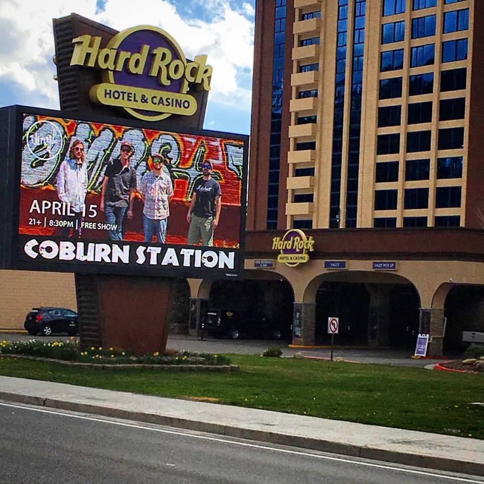 Hard Rock Billboard
