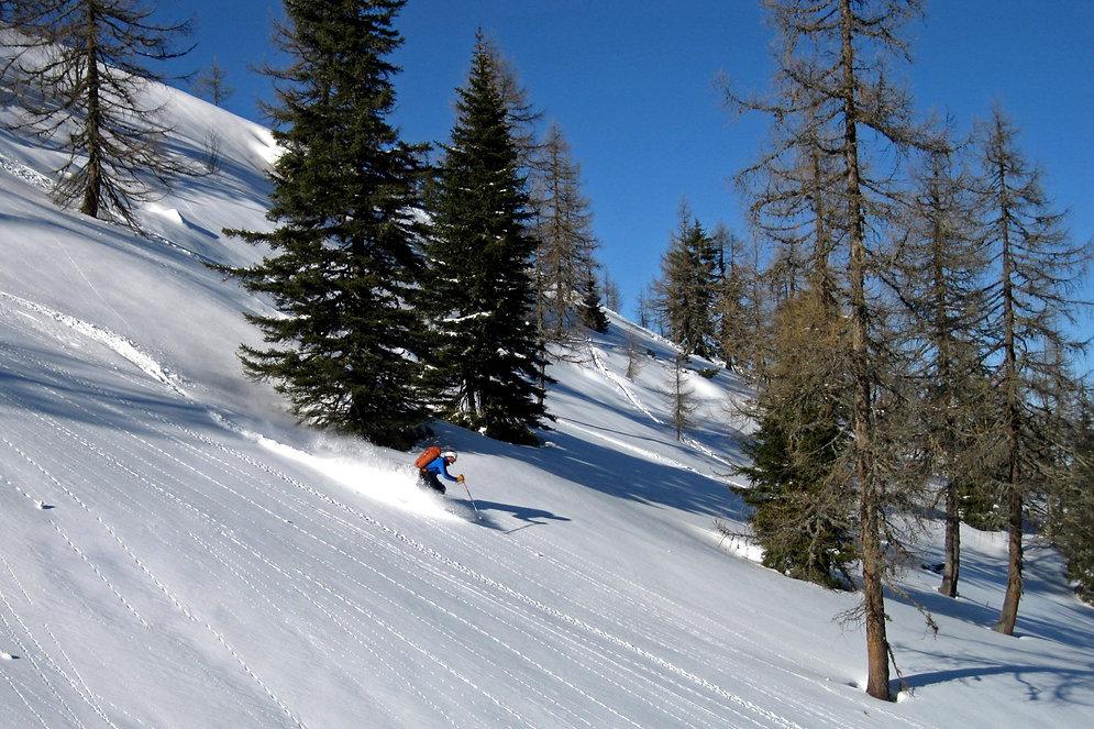 Skitour Gasseneck (c) Volkhard Maier