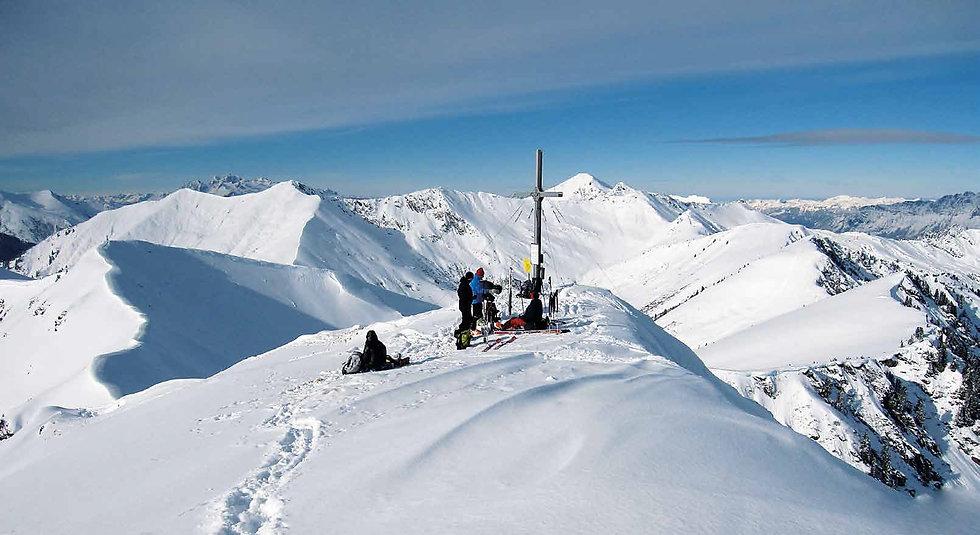 Skitour Großes Bärneck | Naturpark Sölktäler