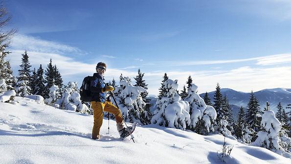 Schneeschuhwandern im Naturpark Sölktäler