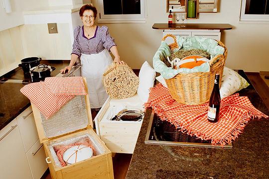 Kochen mit der Kochkiste mit Agnes Lemmerer