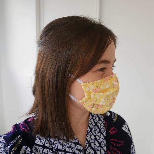 Handmade Sakura Face Mask