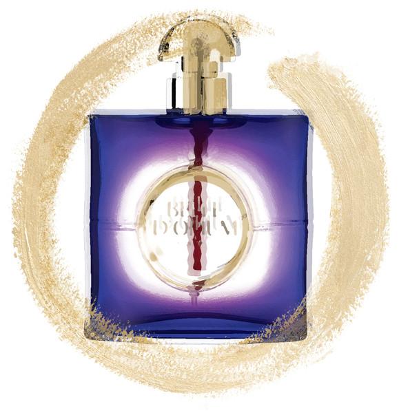 Yves Saint Laurent Beaute - Opium press kit