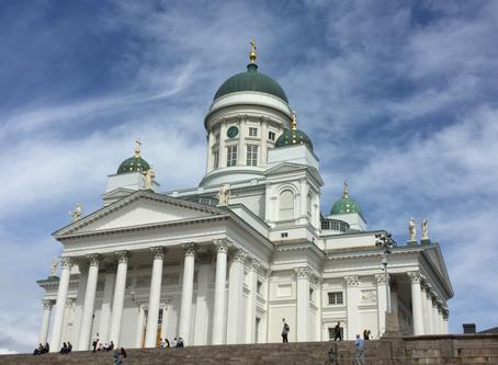 ヘルシンキ旅行:太陽が沈まない夜に、ロンドンを想う