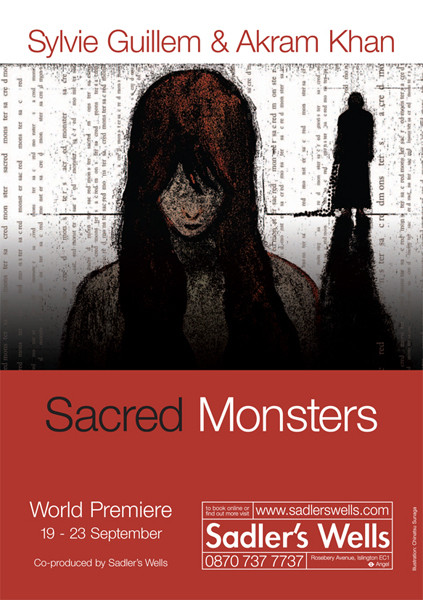 Sacred Monsters poster