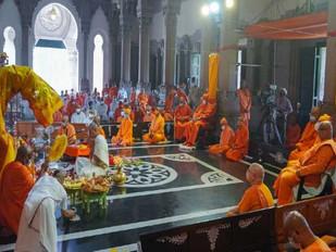 ராமகிருஷ்ணா மடத்தின் மூத்த மடாதிபதி மறைவு!