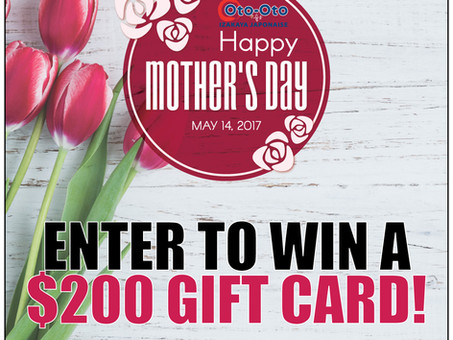 Mother's Day 2017 Photo Contest!