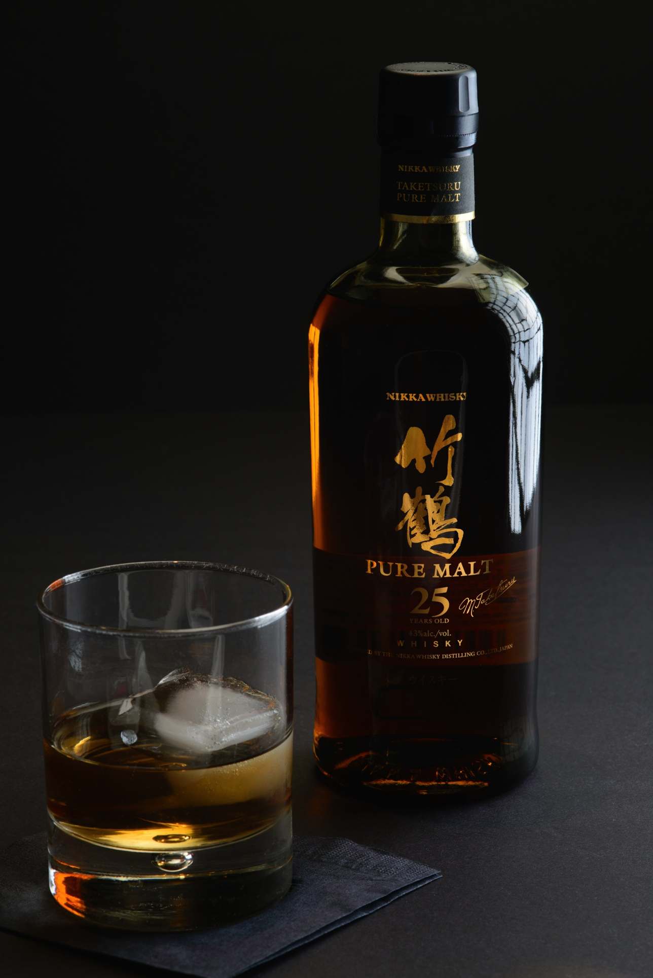 Taketsuru Pure Malt 25 Years