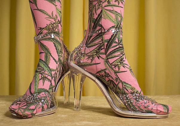 Mary Jane stockings by Strathcona