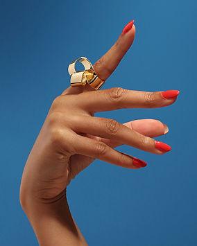 Oblik Atelier Ring