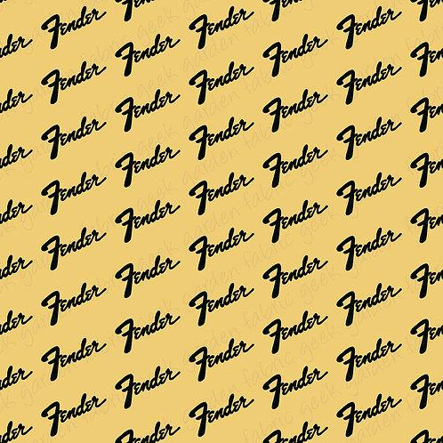 Strummer Fabric RETAIL Cotton Lycra Woven Vinyl