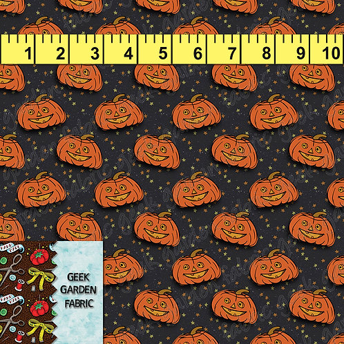 V. PUMPKIN TOSS PREORDER BTY CL, CW, French Terry