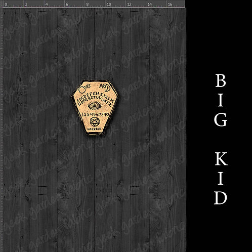 Ouija Noctem Adult or big Kid cotton woven Cotton Ly