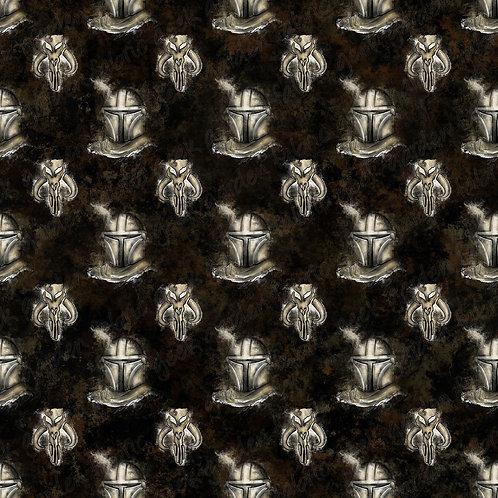 The Way Fabric RETAIL Cotton Lycra Woven Vinyl