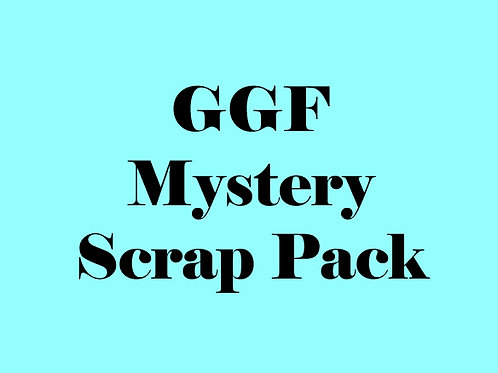 Mystery Scrap Packs  totally random only purchase if you like s